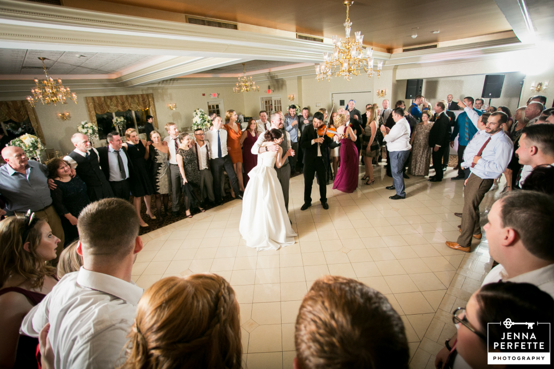 Asbury Park Wedding at the English Manor on Jersey Shore