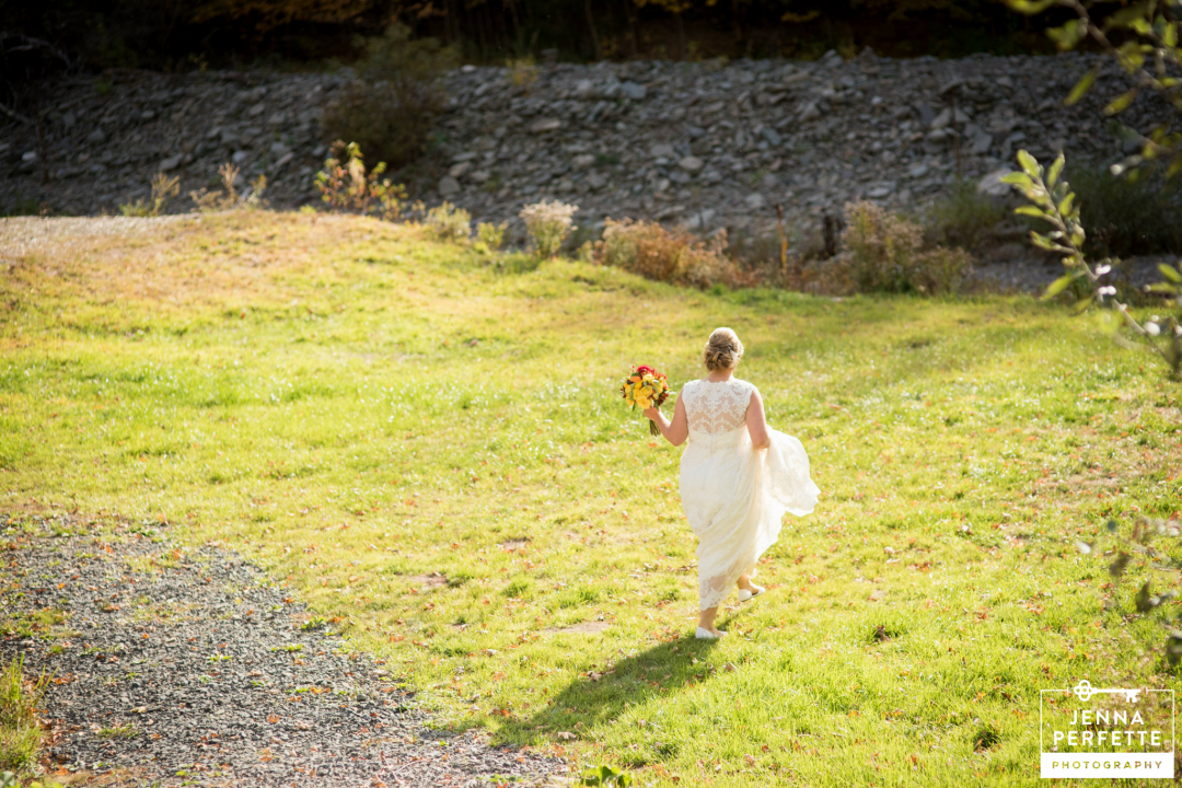 Full Moon Resort Upstate NY Wedding Photographer Jenna Perfette