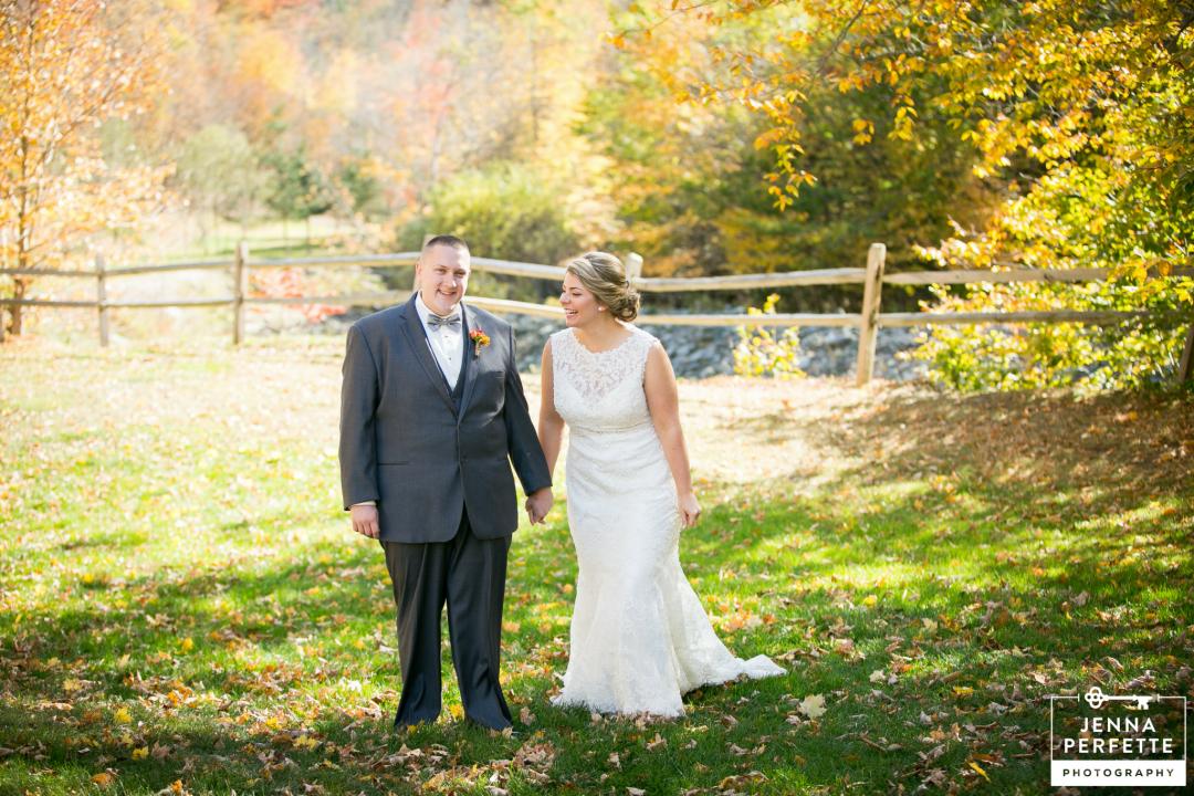Full Moon Resort Upstate NY Wedding Photographer Jenna Perfette