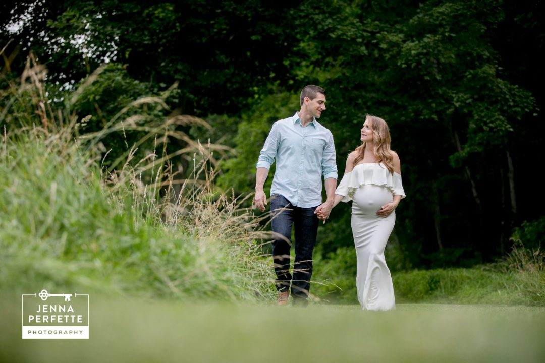Natirar far hills maternity photographer-10