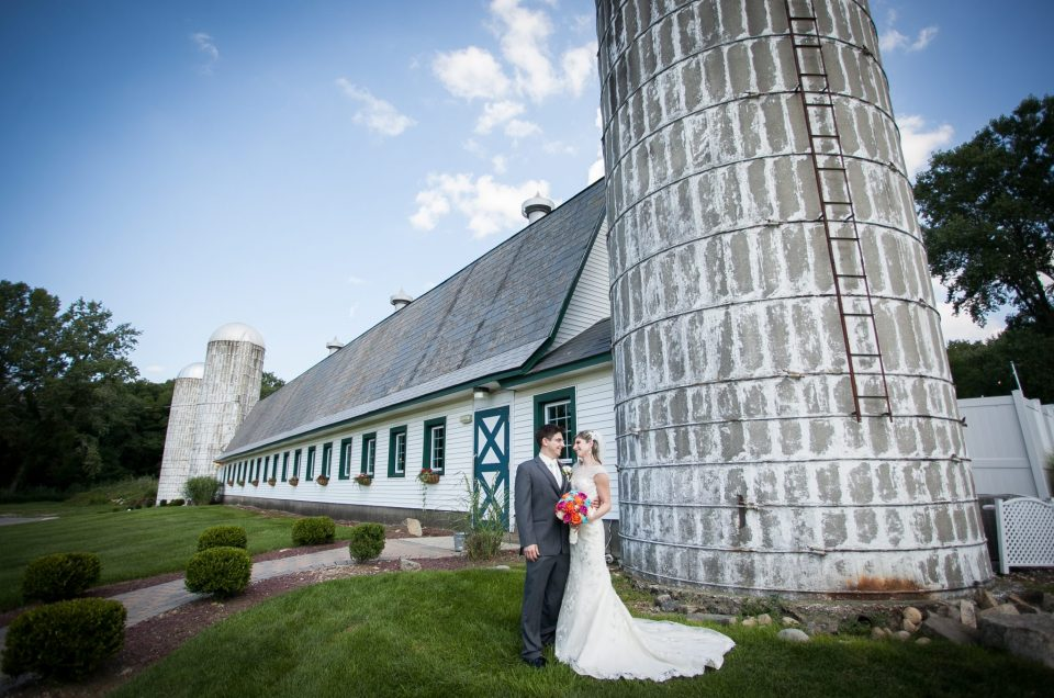 Danielle & Anthony – Colorful Wedding at Perona Farms