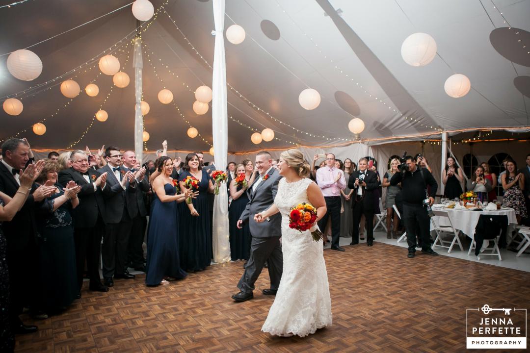 Upstate NY Wedding at Full Moon Resort - Tristate Jersey Wedding Photographer Jenna Perfette