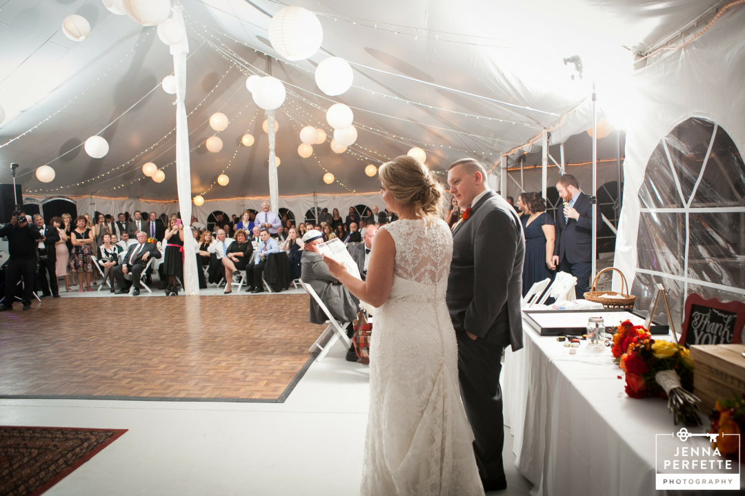 Upstate NY Wedding at Full Moon Resort - Tristate Jersey Wedding Photographer Jenna Perfette