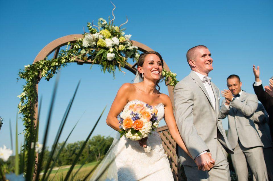 Adam & Kate – True Love at a Ballyowen Golf Club Wedding