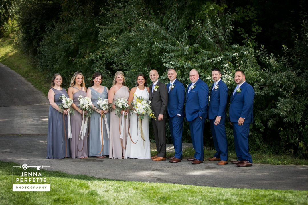 Bear Brook Valley wedding outdoor photography