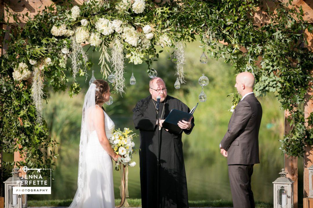 Bear Brook Valley wedding outdoor photography