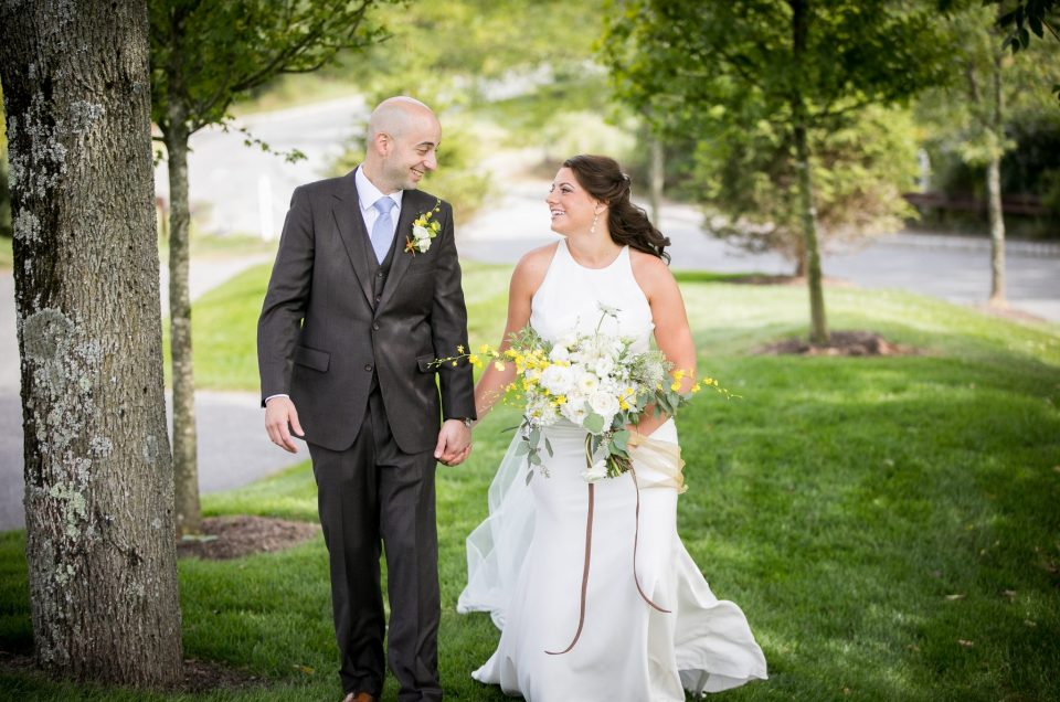 Lauren & Brian – Bear Brook Valley Wedding