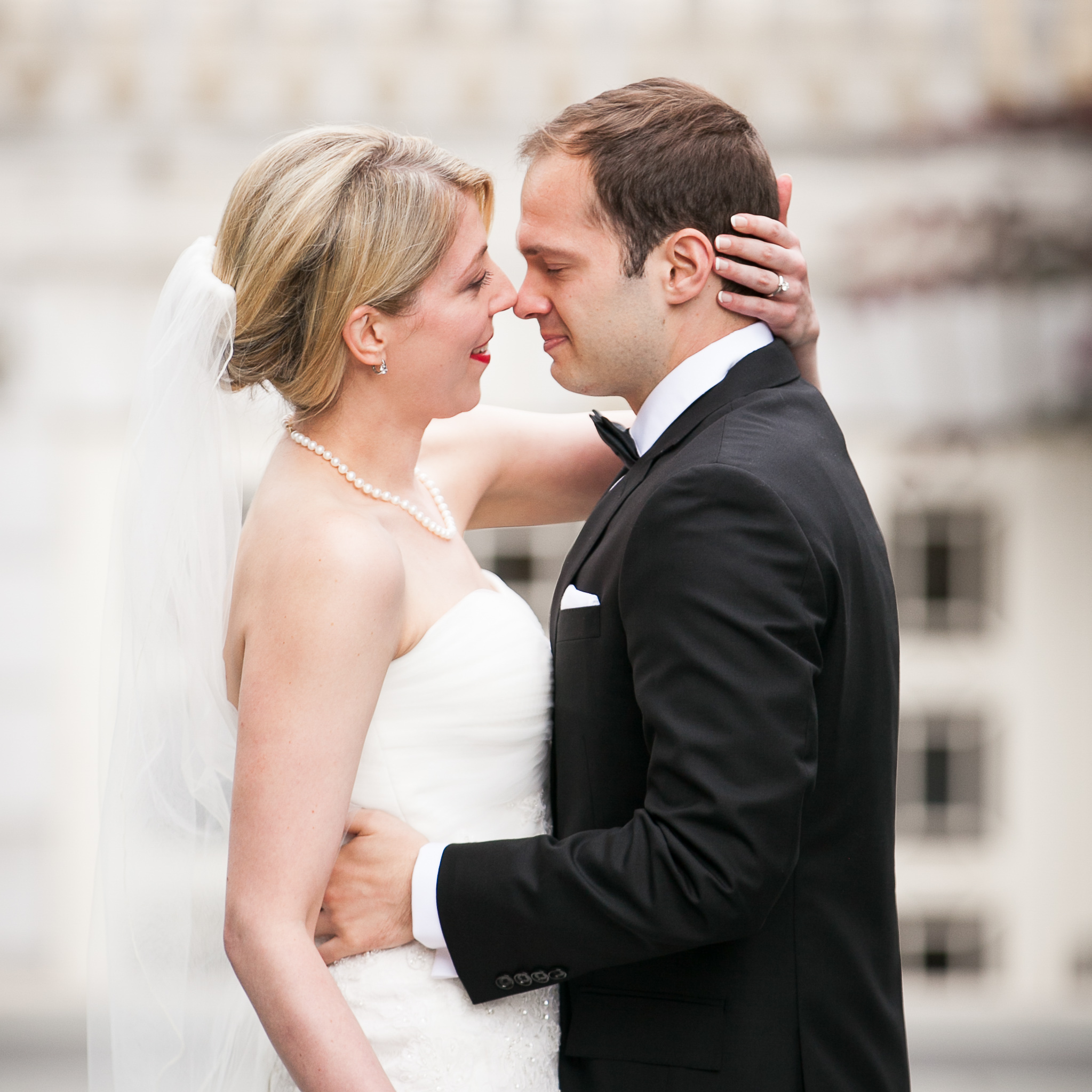 The Benefits of Having a First Look Wedding Photography