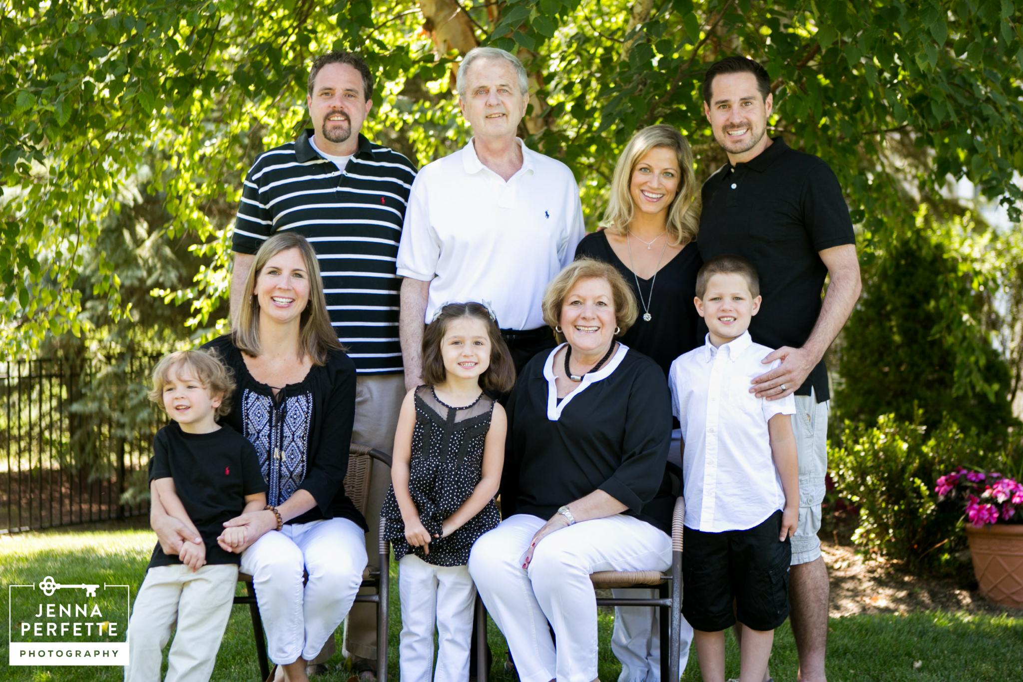 How You Should Dress Your Family for your Family Session Group Photo for Picture Perfect Photos