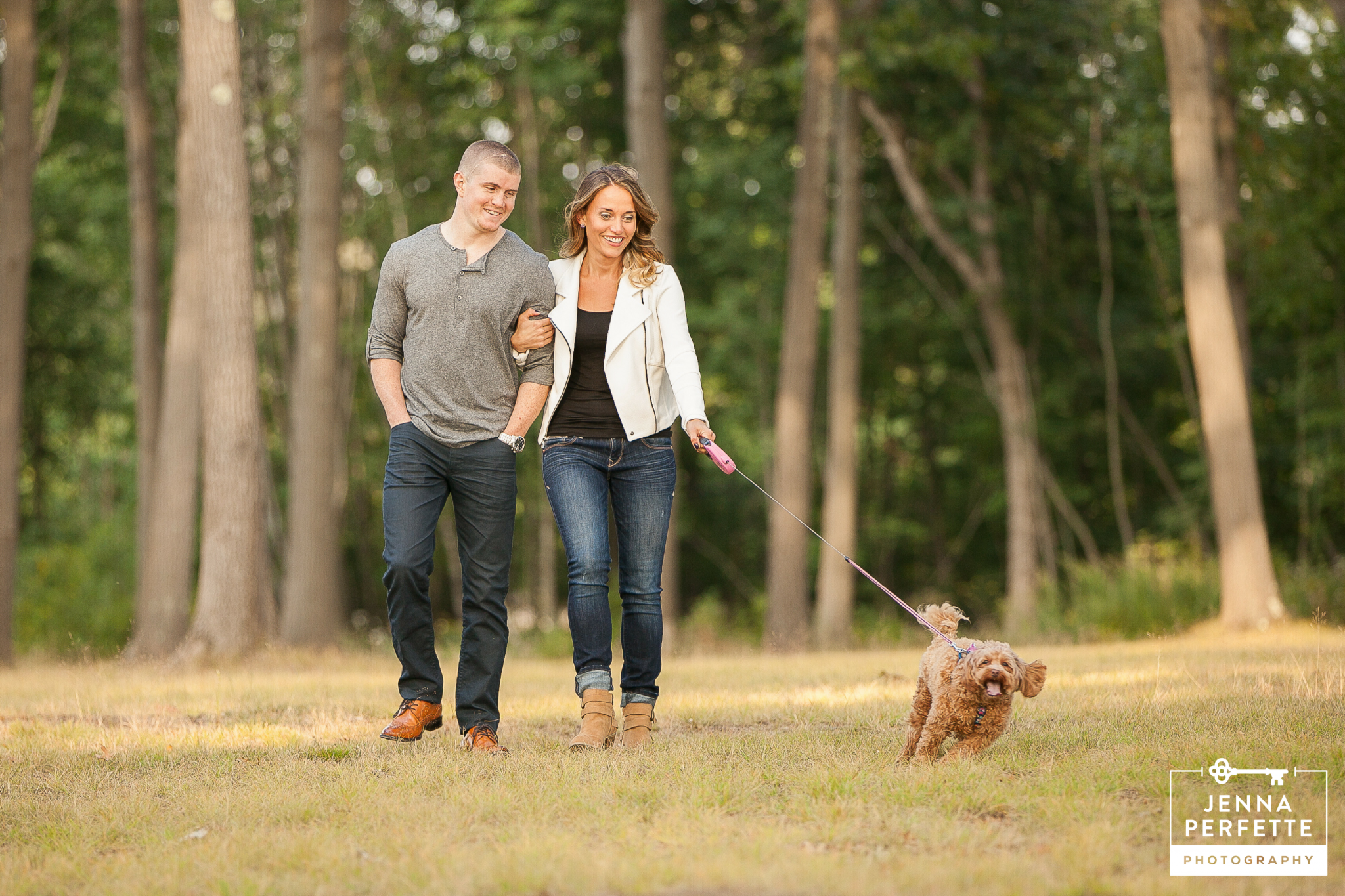 What to Wear to Your Engagement Session with your pooch