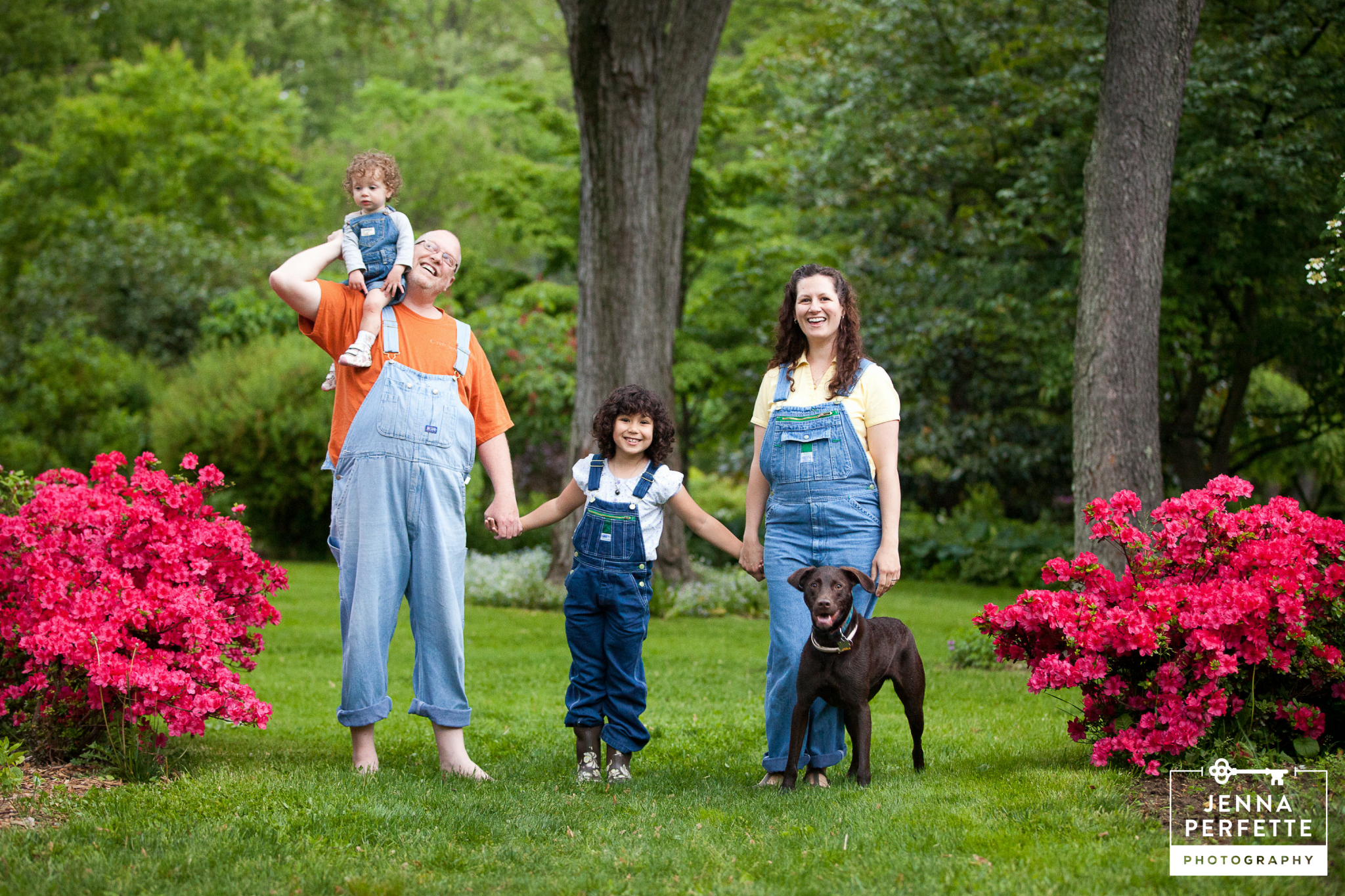 Where to Shoot your Family's Professional Photography Session in New Jersey