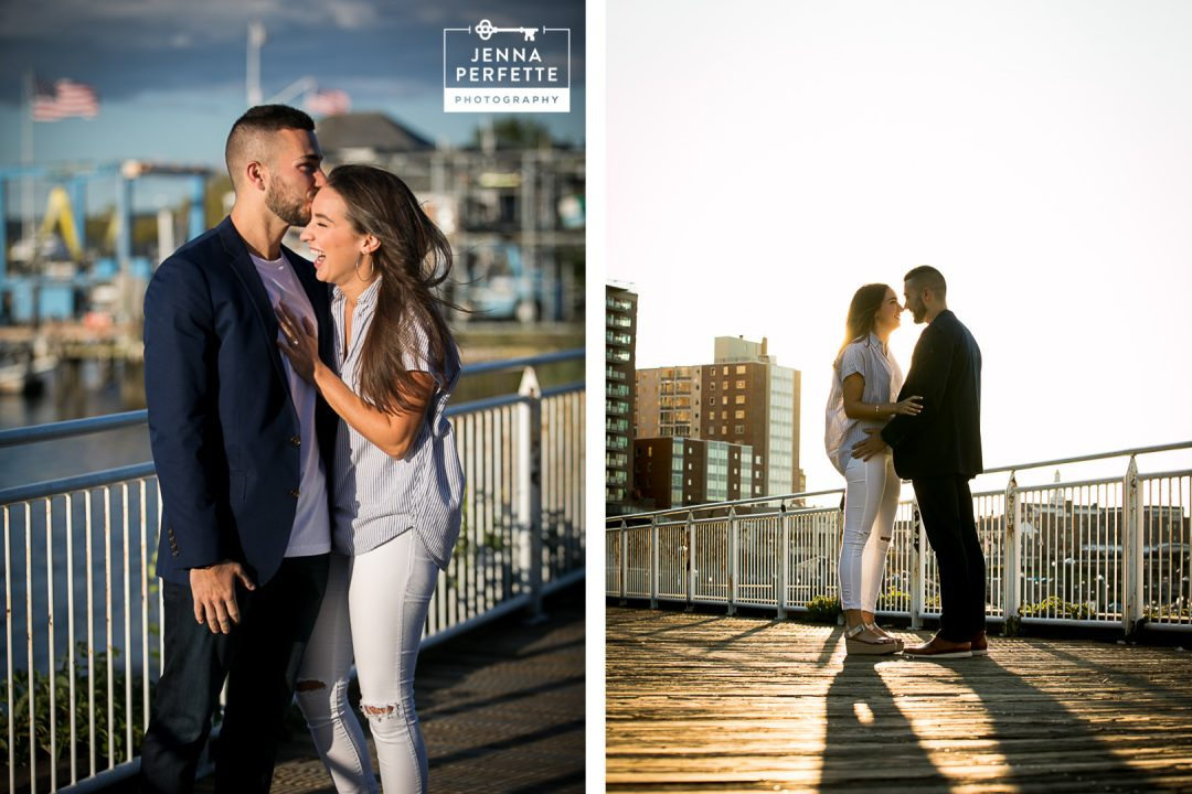 proposal engagement session red bank nj 2