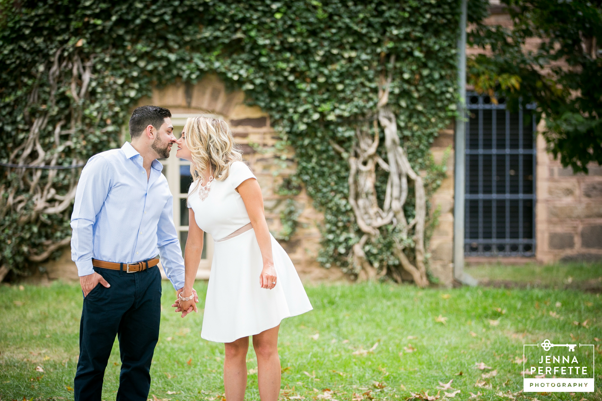 where to shoot your engagement photos in historic downtown new jersey cities