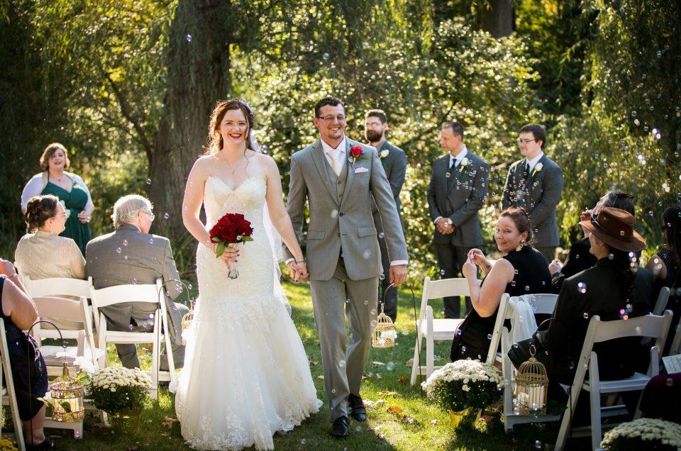Appleford Estate Wedding in Villanova – Chris & Anna