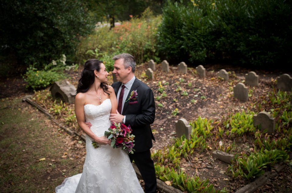 Friday the 13th Themed Wedding at Aldie Mansion – Kristina & Doug