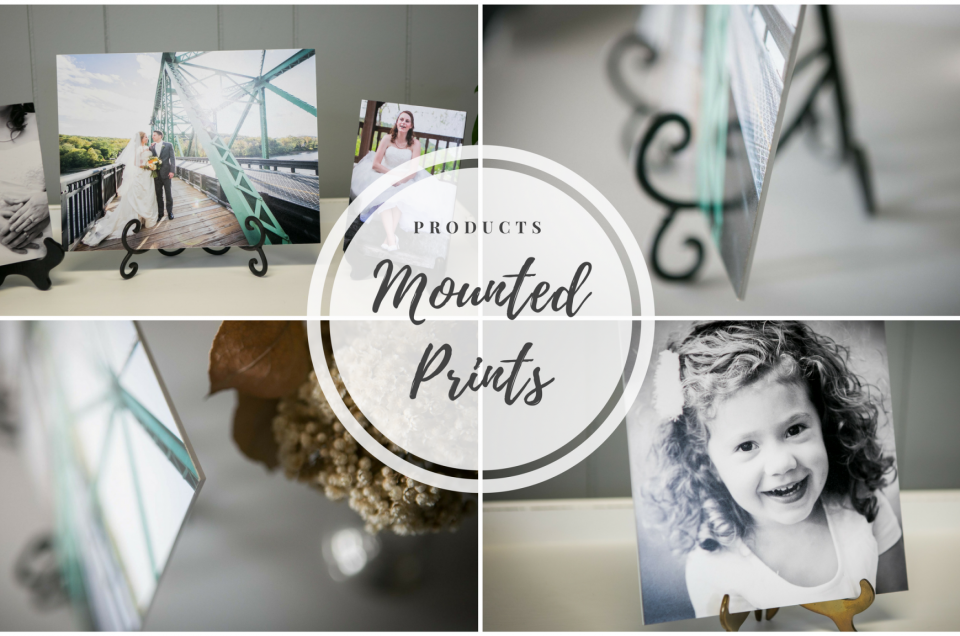 Product Feature: Mounted Prints