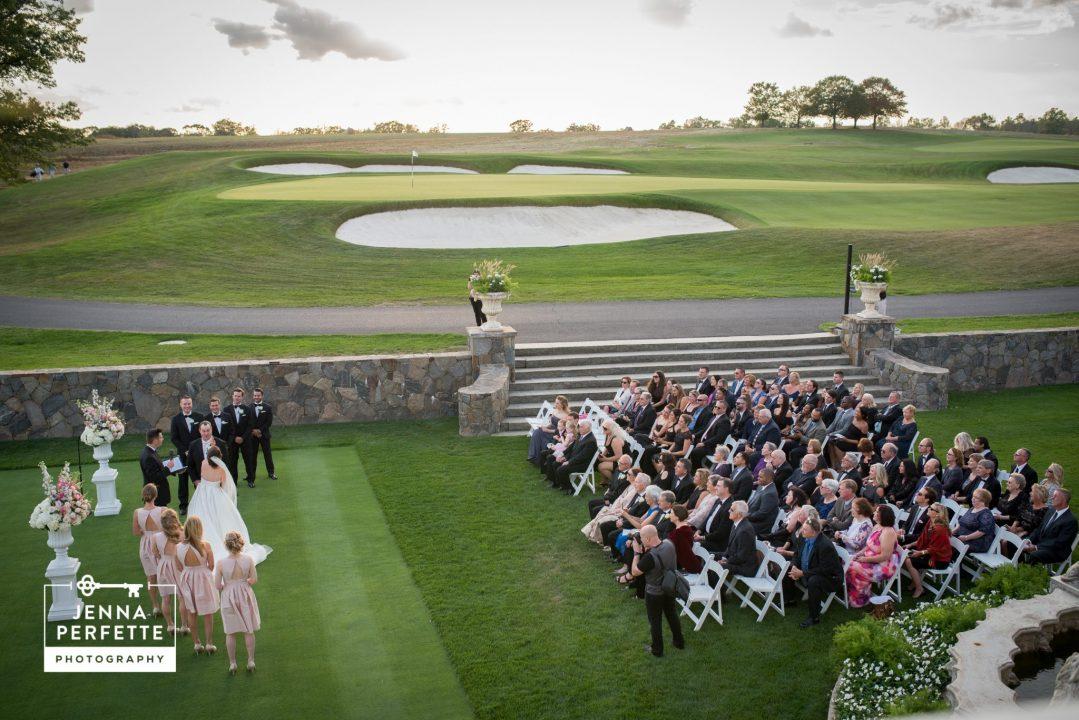 Trump National Bedminster wedding photography