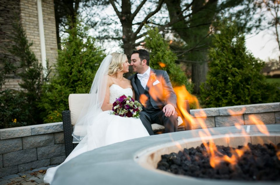 Fall Wedding at Forest Lodge – Kristen & Sam