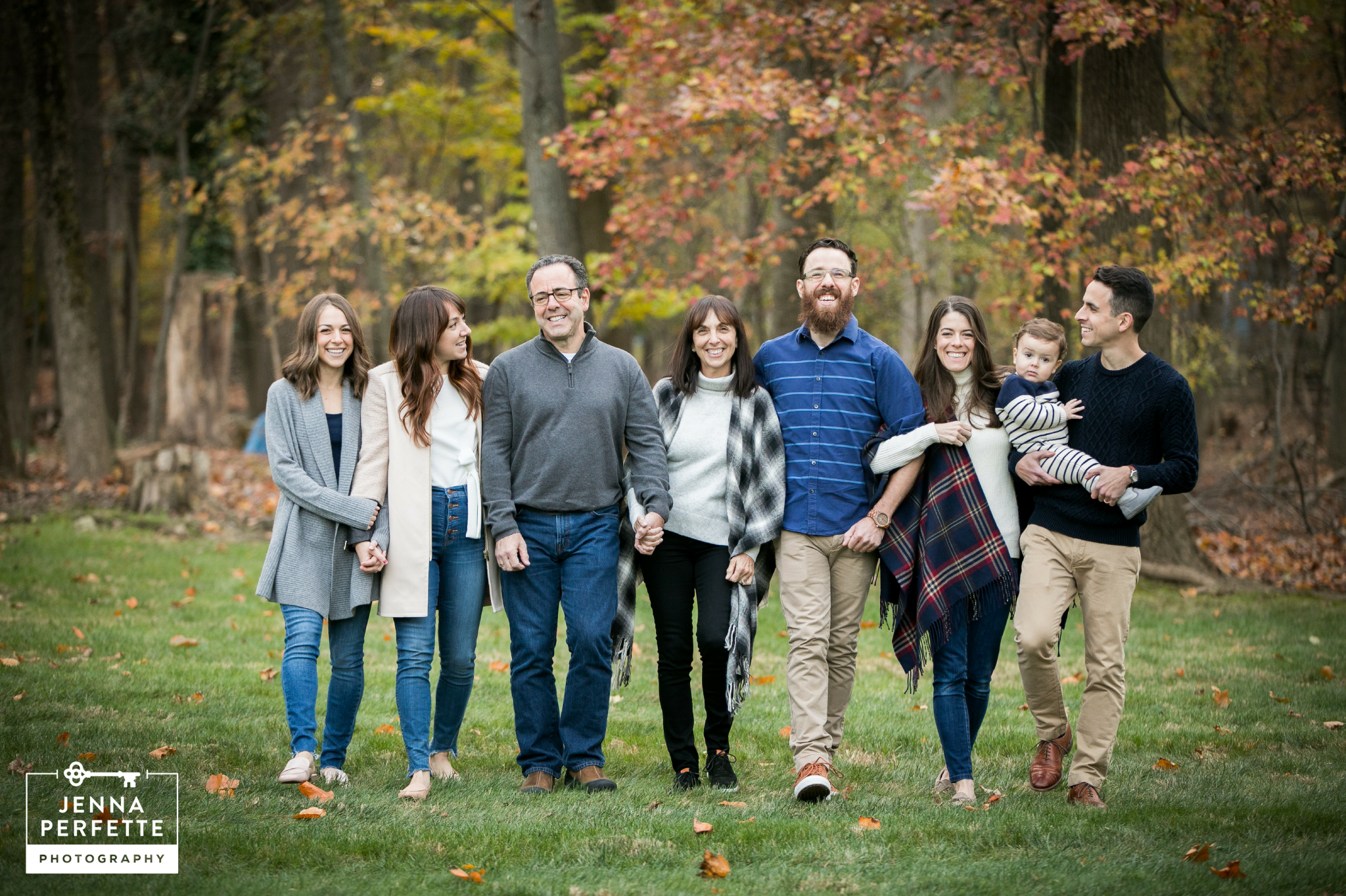 what to wear for big family group photo