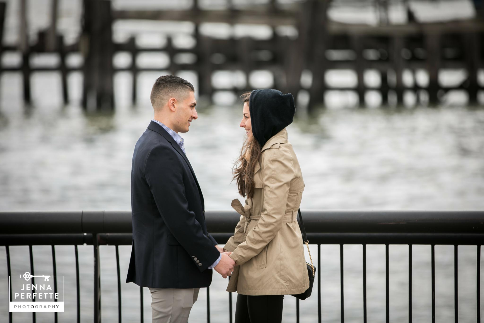 Hoboken Waterfront Proposal Photos Best New Jersey Photographer (1)