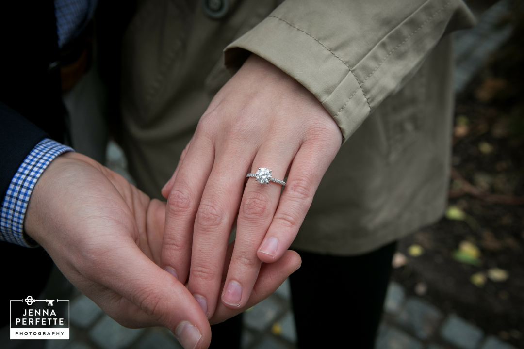 Hoboken Waterfront Proposal Photos Best New Jersey Photographer (14)