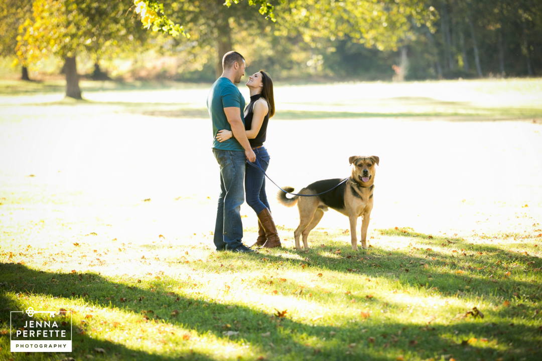 Natirar Engagement Photos Best New Jersey Photographer