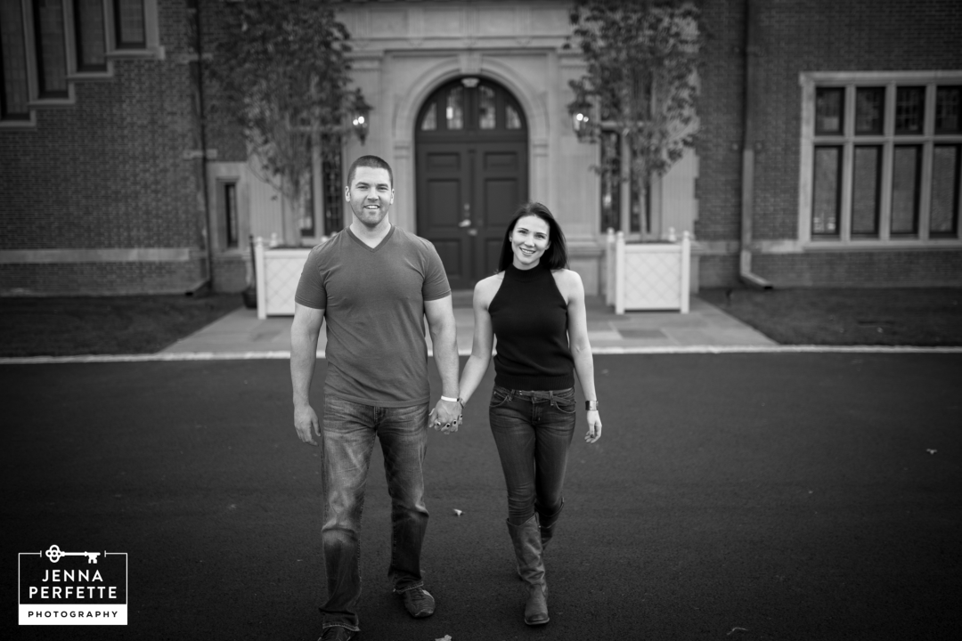 Natirar Mansion Engagement Photos Best New Jersey Photographer