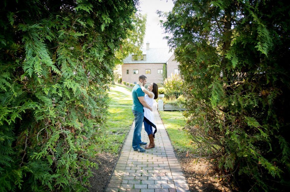 Natirar Engagement Photos Spring Session NJ Photographer