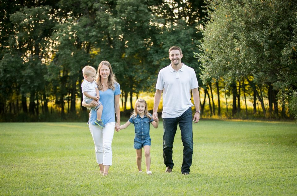 The Campbell Family – Natural Family Photos at Home