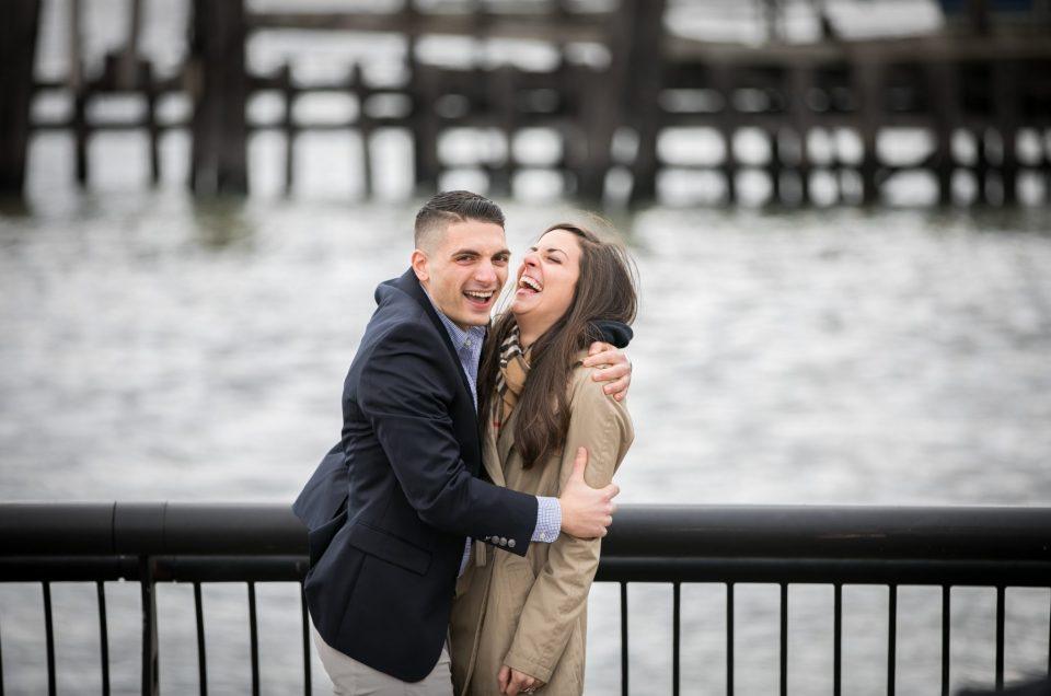 Anthony's Hoboken Waterfront Proposal to Lauren