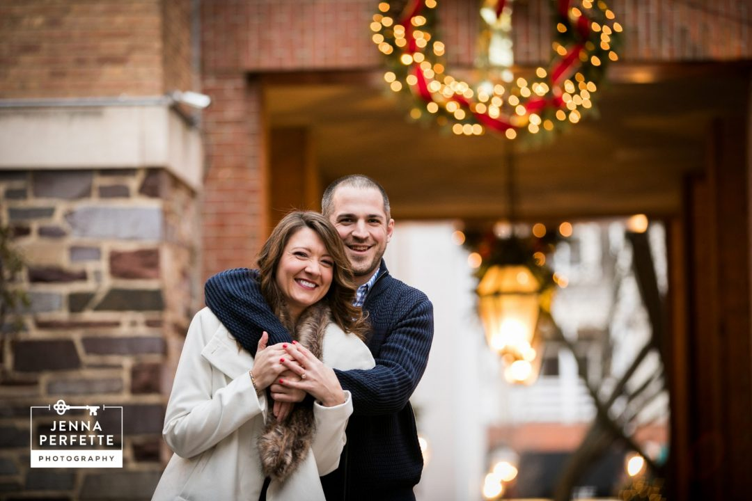 princeton engagement photographer christmas winter session-4