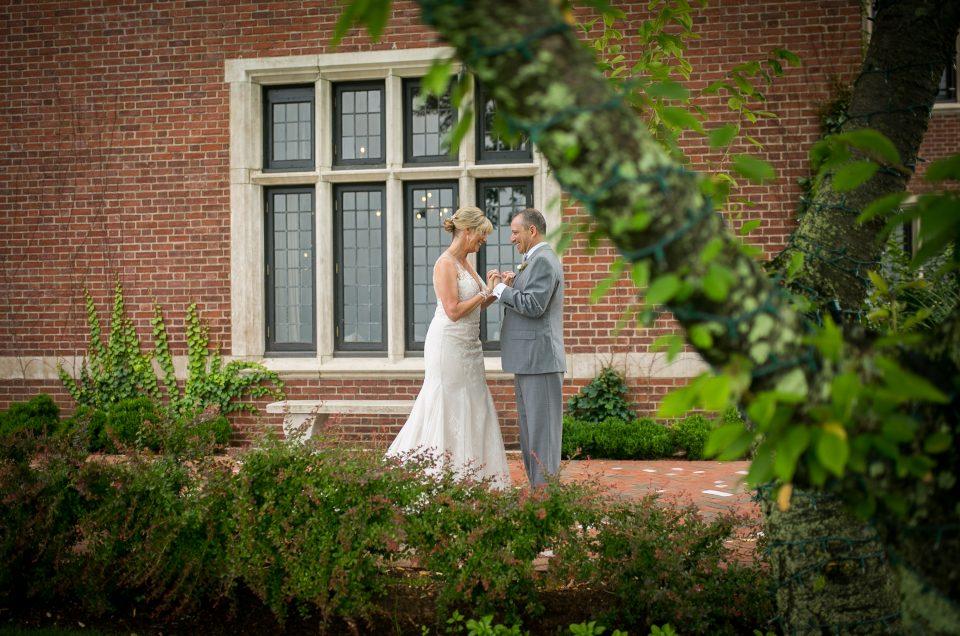 Liz & Jack – Romantic Wedding at Natirar