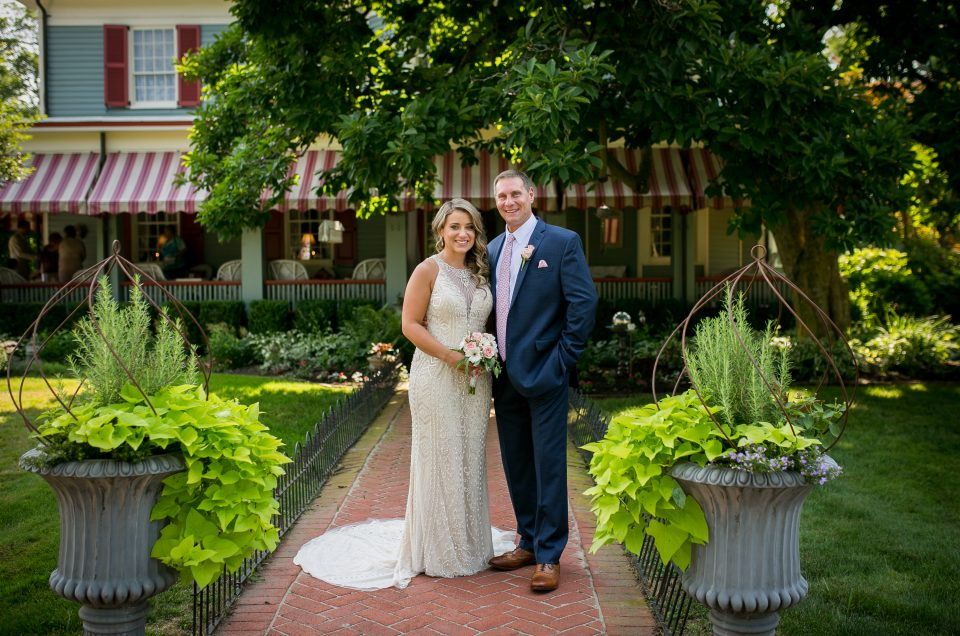 Bo & Kelly – Intimate Wedding at Main Street Manor