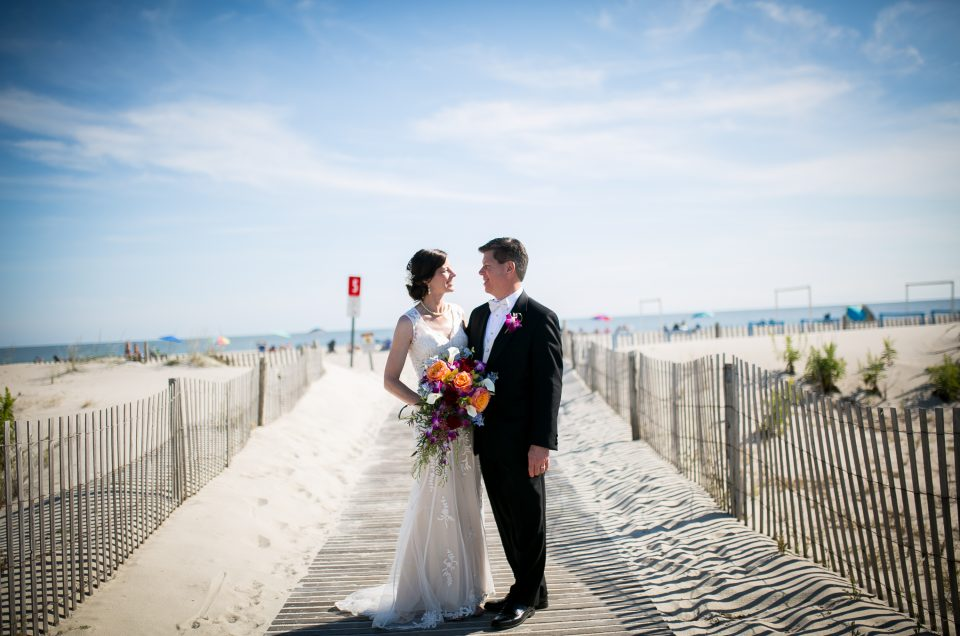 Cape May NJ Wedding – Linda & Tom