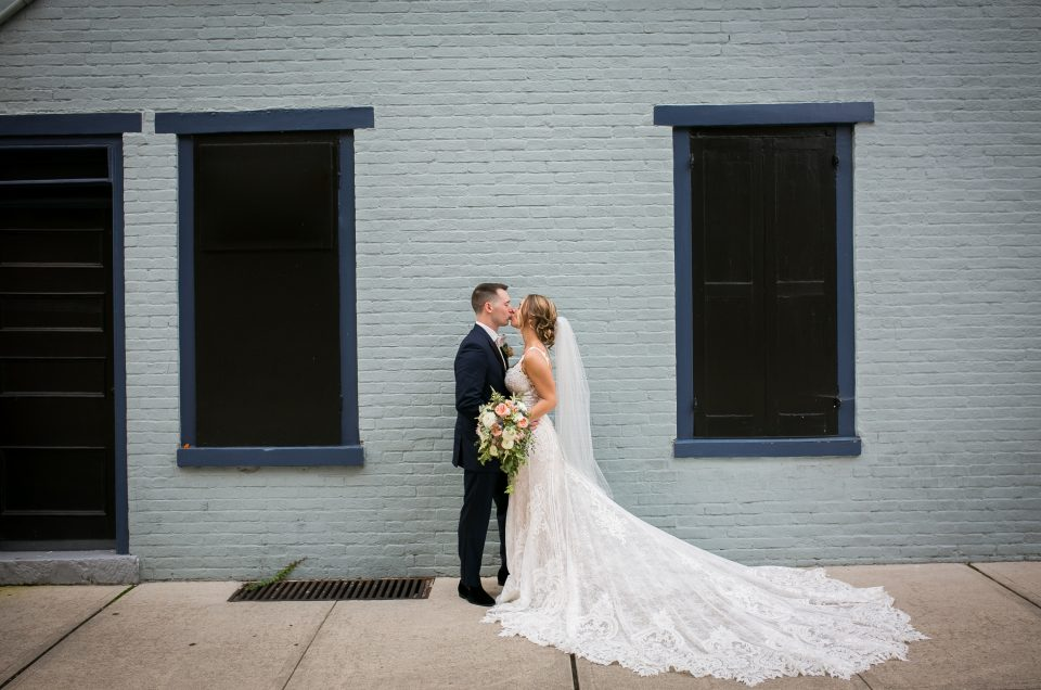Lambertville Station Wedding – Will & Kim