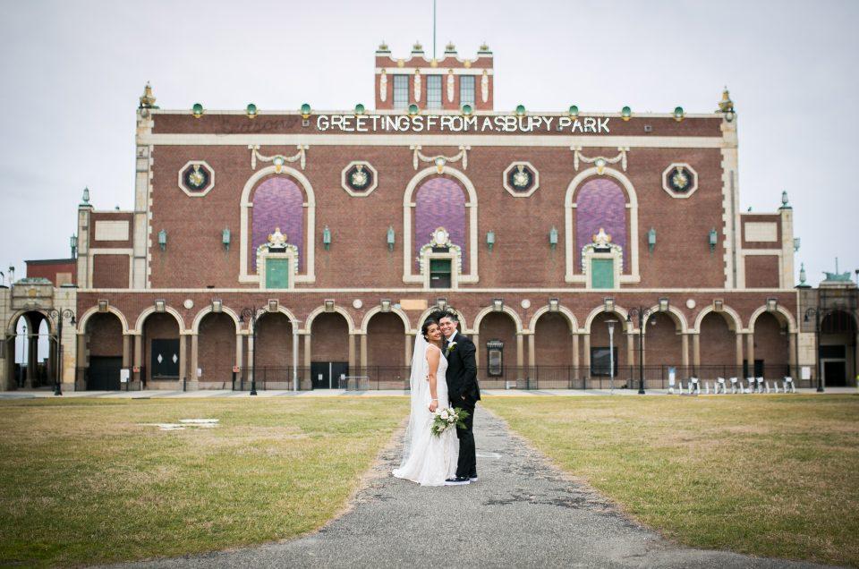 Nicole & Ray – Elegant Winter Wedding