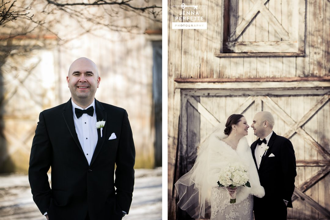 winter wedding barn bernardsville nj