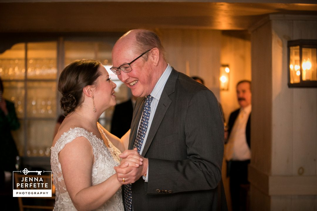 father daughter dance wedding nj