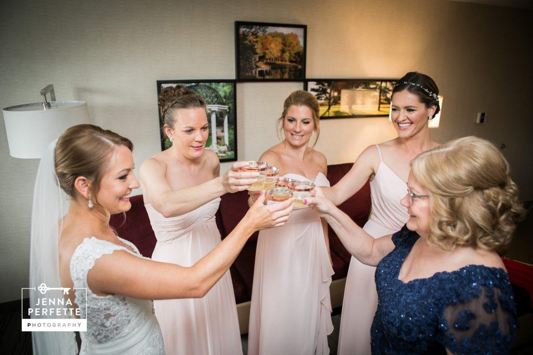 Pre-Wedding Toast