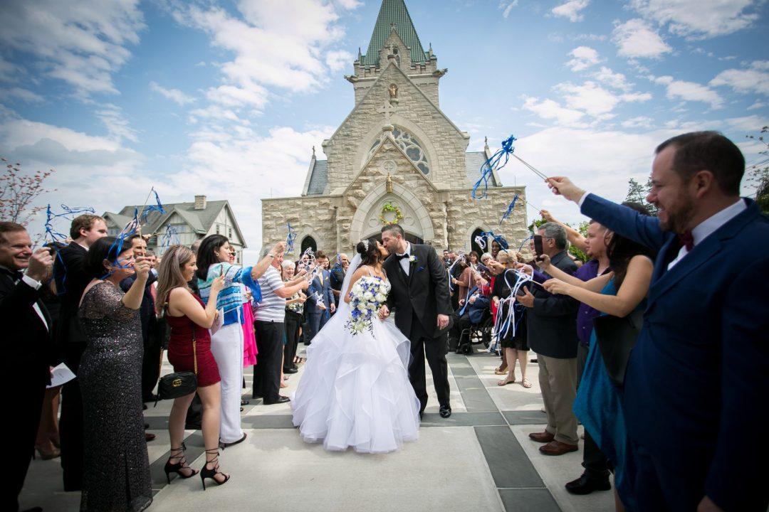 A Refreshing Spring Wedding at The Palace
