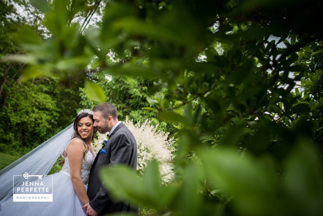 A Refreshing Spring Wedding at The Palace