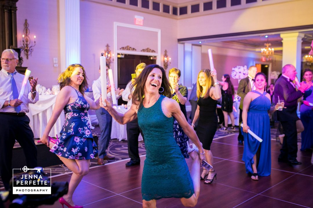 Wedding Guest Dancing