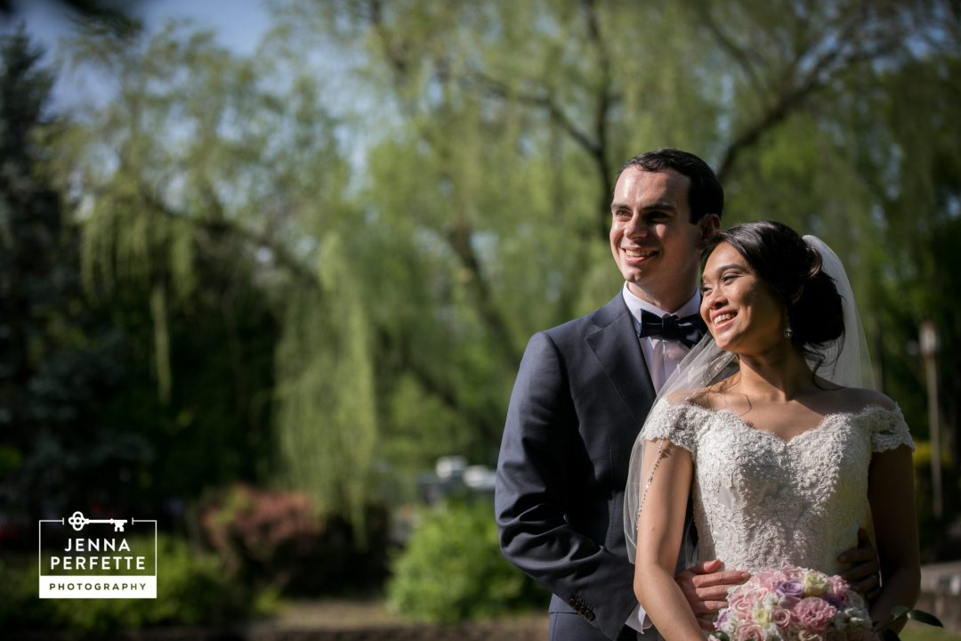 A Rutgers Love Story Wedding