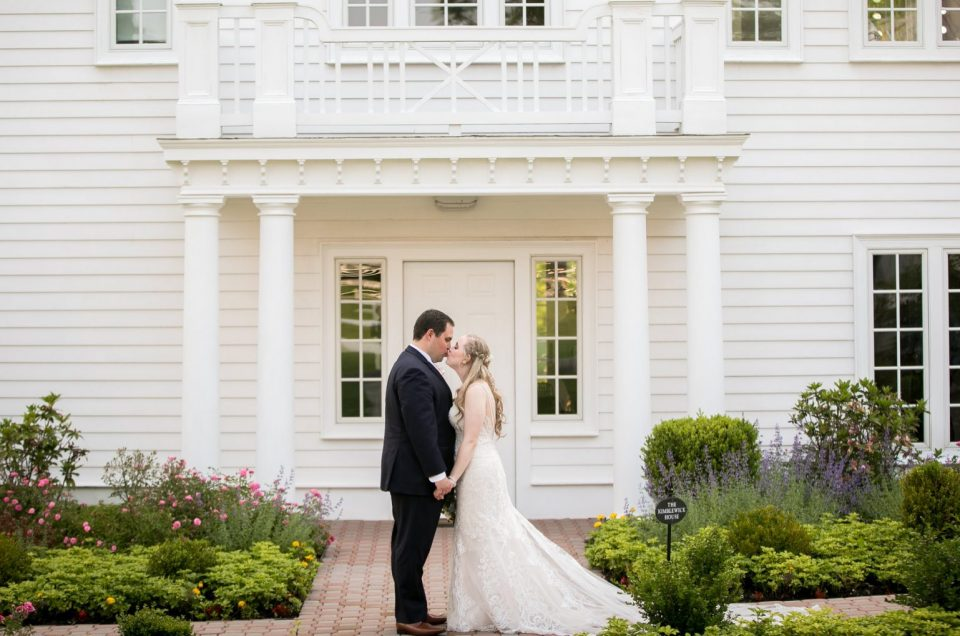 Central NJ wedding rustic venue