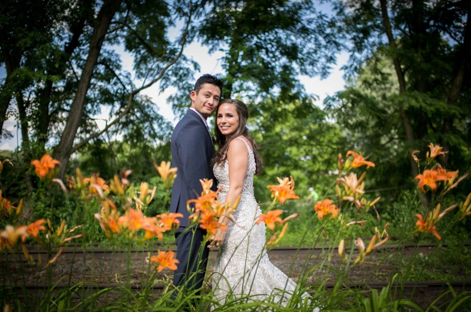A Delaware River Wedding – Alyssa & Harrison