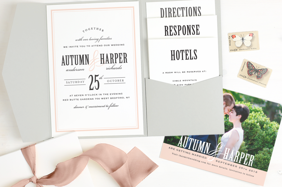 Basic Invite – Custom Invitations Made Just For You