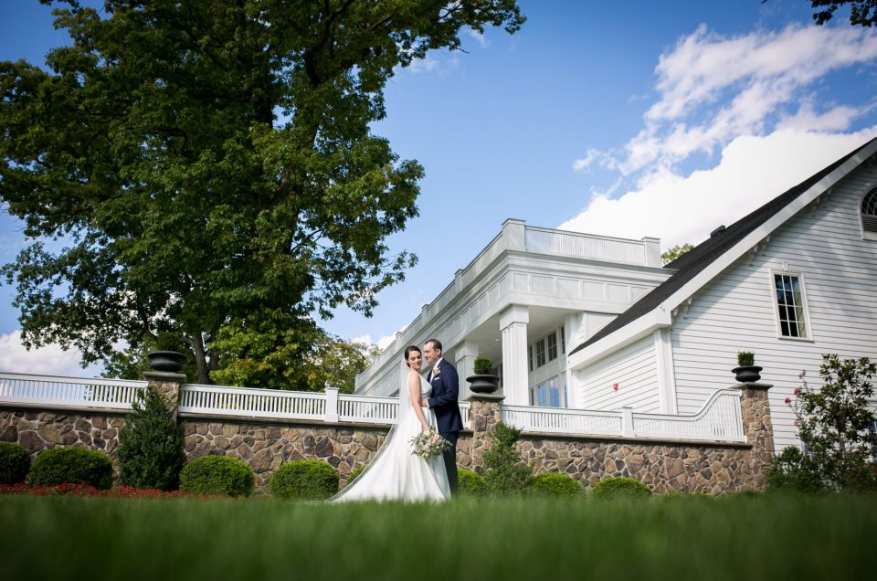 An Elegant Ryland Inn Wedding – Kristen & Sean
