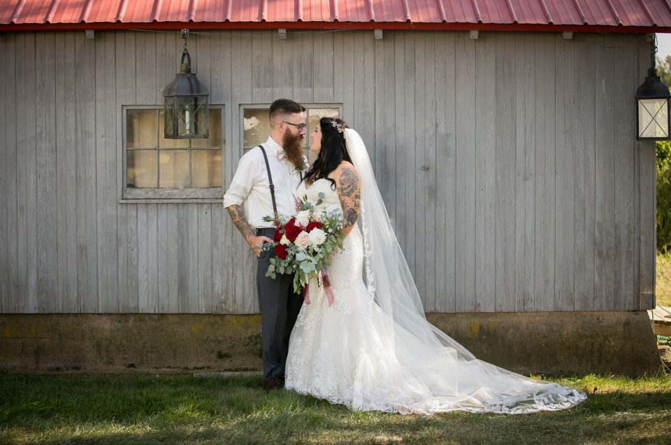 Wedding at Farmstead of Ringoes – Amy & Nick