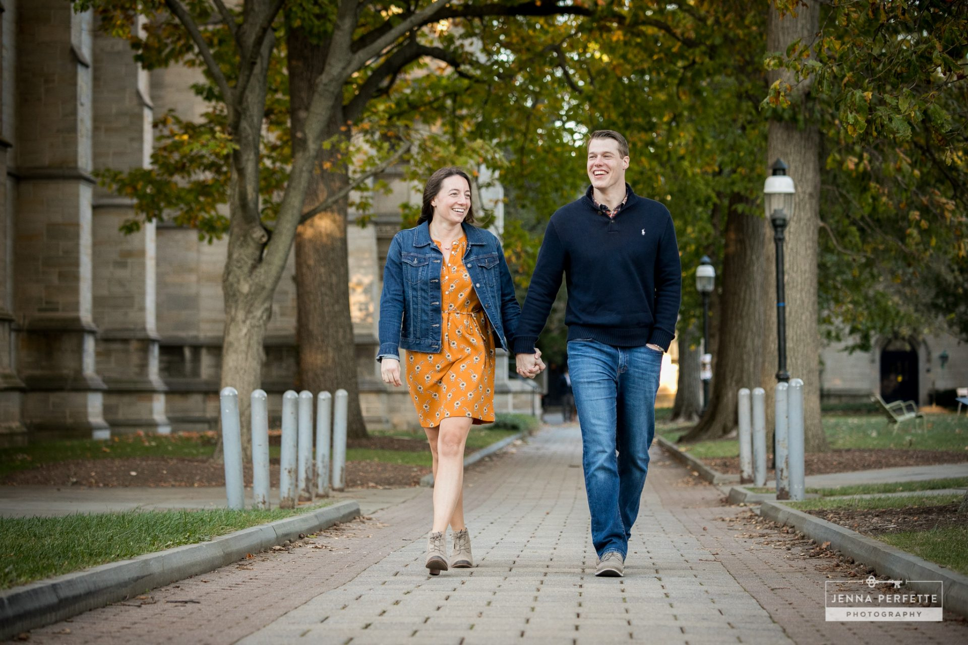 Engagement Session in Princeton