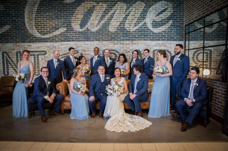 Stone House at Stirling Ridge Wedding – MJ & Shaun